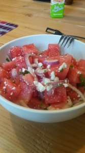 watermelon finish